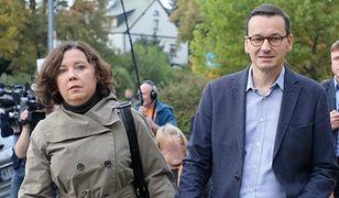 Majątek premiera Morawieckiego i jego żony. Rzecznik rządu odpowiada