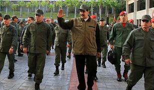"""Prezydent Wenezueli wezwał do """"rozbrojenia zdrajców"""""""