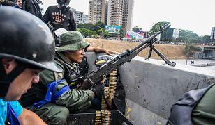 Wenezuela drugą Syrią? Waszyngton rozważa interwencję wojskową