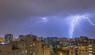 IMGW ostrzega przed burzami z gradem. RCB wysyła SMS-y z informacją o zagrożeniach