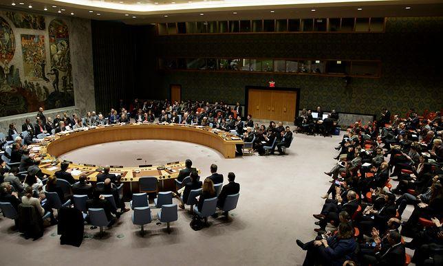 Rada Bezpieczeństwa ONZ przyjęła dodatkowe sankcje wobec Korei Północnej