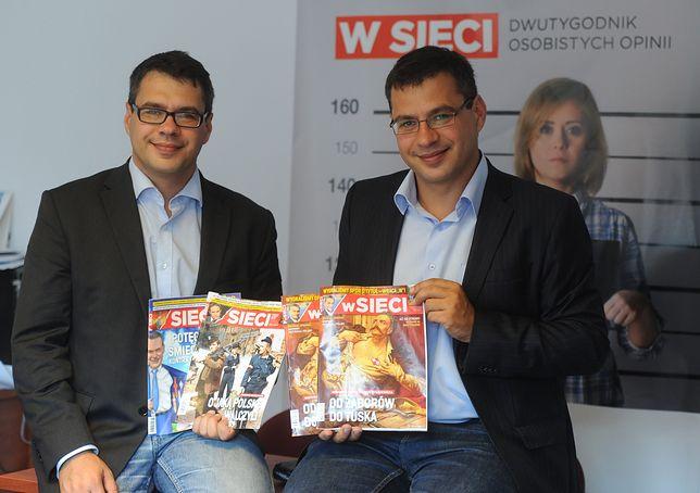 Spada sprzedaż gazet braci Karnowskich, ale rosną wpływy z reklam