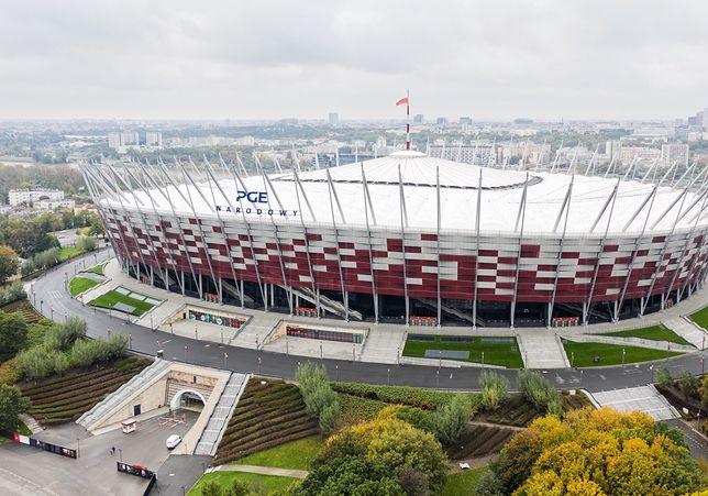 Stadion Narodowy zamieniony w szpital polowy. Michał Dworczyk przekazuje najnowsze informacje