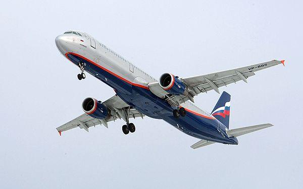 Zakaz lotów na Ukrainę rosyjskich przewoźników, w tym Aerofłotu