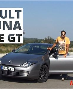 Renault Laguna Coupe GT dCi 180 KM, 2014 - test AutoCentrum.pl #119