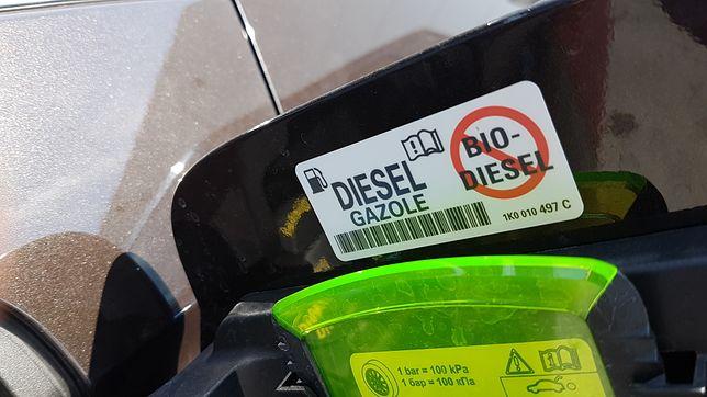 Nowe oznaczenia na dystrybutorach. Większa liczba nie oznacza lepszego paliwa - wręcz przeciwnie