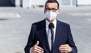 Koronawirus. Mateusz Morawiecki: będą dodatkowe środki na powszechne punkty szczepień