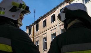 Małopolska. Strażacy interweniowali w sprawie prezentu na walentynki