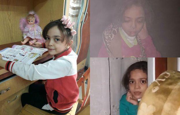 """""""Kiedy zginiemy, pamiętajcie o 200 tys. ludzi, którzy wciąż tu tkwią"""". 7-letnia Bana pokazuje bombardowane Aleppo"""