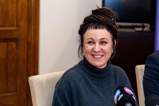 Olga Tokarczuk odpowie na nominację?