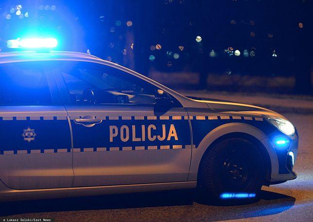 Warszawa: Policjanci z Woli podjęli pościg za 24-letnim mężczyzną