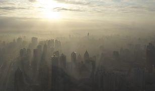 Chiny - spowite śmiercionośną mgłą