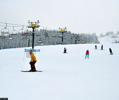 Krynica-Zdrój. Śmiertelny wypadek na stoku narciarskim