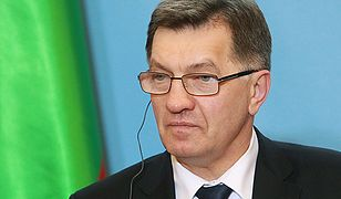 Premier Litwy Algirdas Butkeviczius