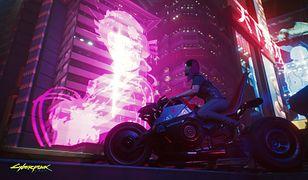 Motocykle w Cyberpunk 2077. Nie można oderwać od nich oczu