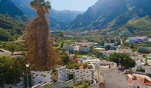 Valle de Agaete, hiszpańska gmina na północy wyspy Gran Canaria