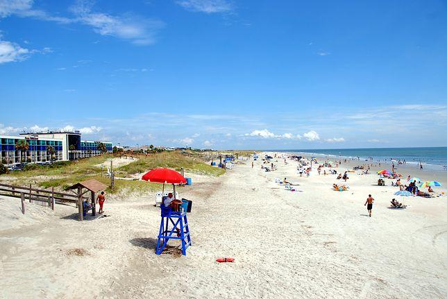 """""""Polityka plażowa"""" w Stanach Zjednoczonych budzi spore kontrowersje wśród mieszkańców USA"""
