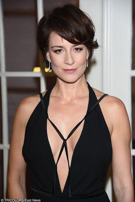 Piękna aktorka w odważnym wydaniu