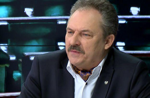 Marek Jakubiak o tzw. ustawie inwigilacyjnej: jak rozmawiam, to zawsze pozdrawiam wszystkich słyszących