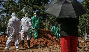 Koronawirus w Polsce i na świecie. Coraz smutniejsze wieści płyną z Brazylii (zdjęcie ilustracyjne)