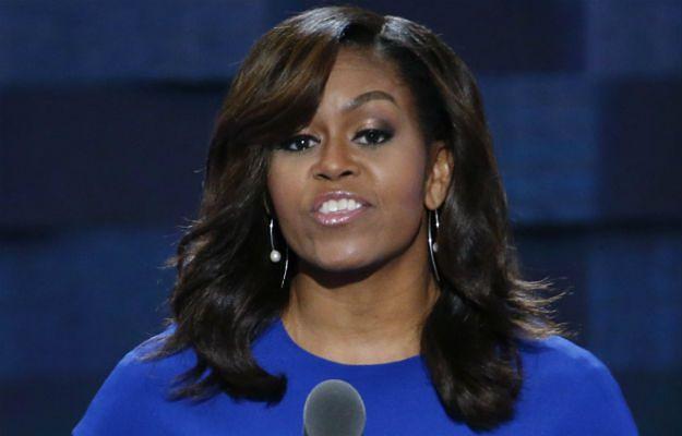 Pierwsza Dama USA Michelle Obama