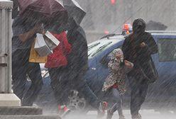Pogodę w weekend zepsuje niż Yukon. Burze, wiatr i deszcz
