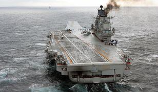 Rosja zbuduje lotniskowiec o napędzie atomowym. Nowy projekt Władimira Putina
