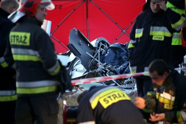 Wypadek w Rudnikach pod Częstochową
