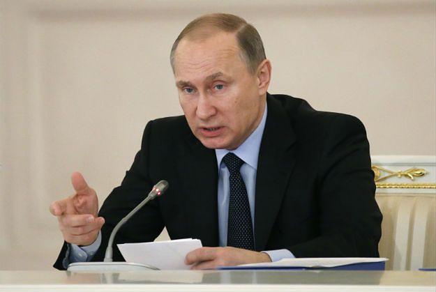 """Władimir Putin został """"Człowiekiem Roku"""" w Rosji"""