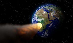 NASA ostrzega: asteroida większa od piramid ledwo minęła Ziemię