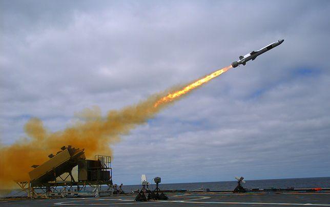 Pociski rakietowe NSM (Naval Strike Missile)