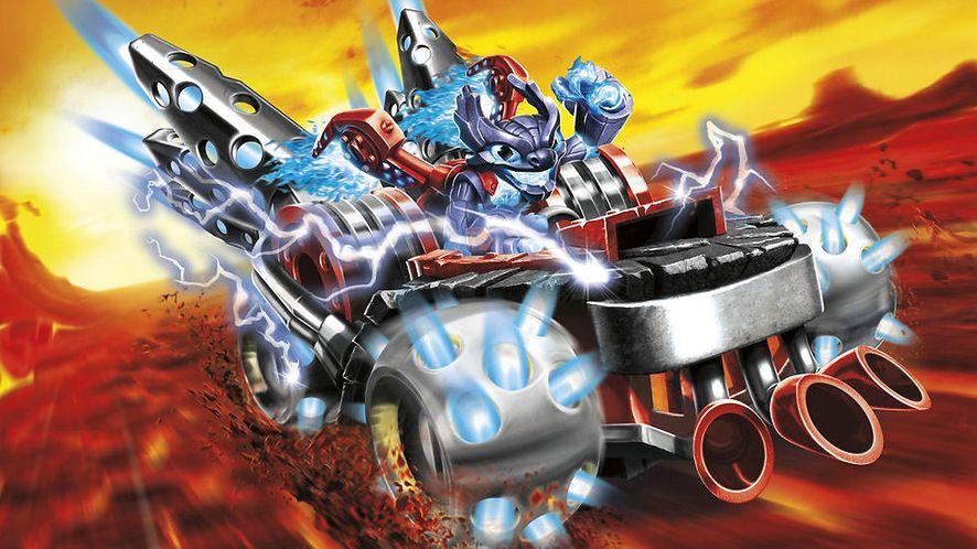 Skylanders SuperChargers — turbo doładowana zabawa nie tylko dla dzieci