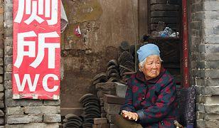 Chiny – toaletowa rewolucja
