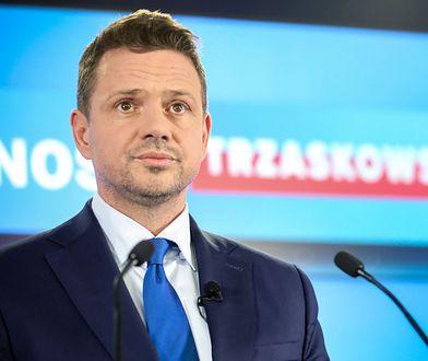 Rafał Trzaskowski o I Komunii Świętej swojego syna