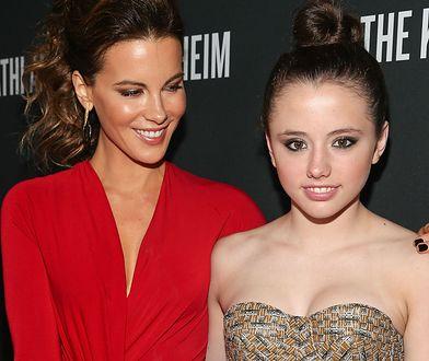 Kate Beckinsale z córką Lily Mo