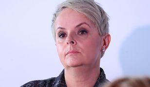 """Karolina Korwin Piotrowska jest zniesmaczona materiałem """"Wiadomości"""""""