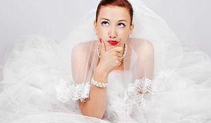 Niebanalna suknia ślubna