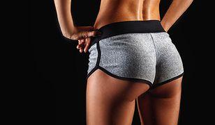 Trening hip thrust pozwala wzmocnić mięśnie pośladków.