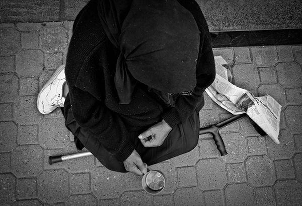 Wielkie liczenie bezdomnych w Krakowie