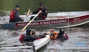 8 osób straciło życie w wodzie w sobotę. RCB apeluje o rozwagę (zdj. arch.)