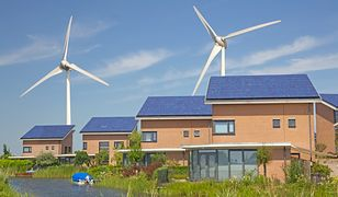 Darmowy prąd w domu: elektrownia wiatrowa i ogniwa fotowoltaiczne