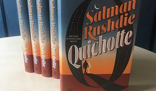 Najnowsza powieść Quichotte już dostępna!