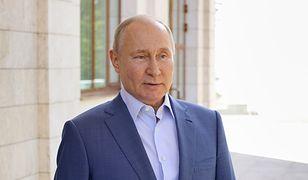Nord Stream 2. Putin: zakończyło się układanie rur pierwszej nitki gazociągu