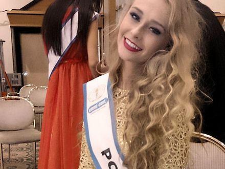Polka w finale Miss Intercontinental