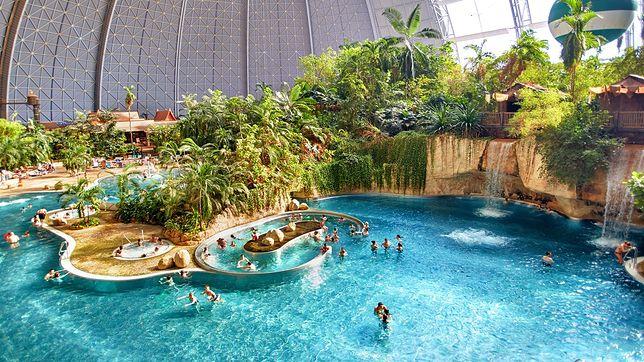 Tropical Islands - wodny raj pod Berlinem