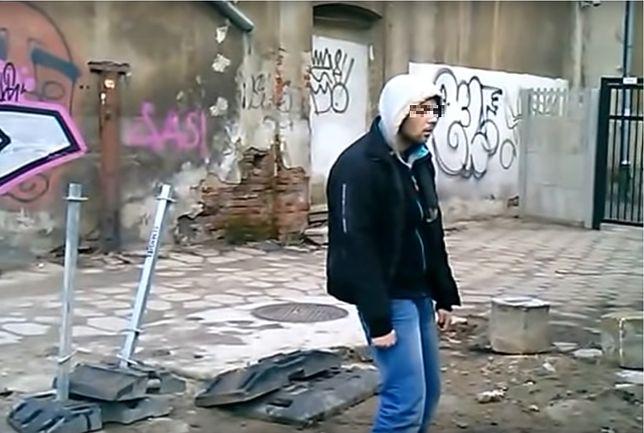 Zrzut ekranu z wideo