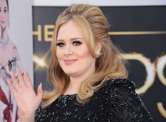 Tak Adele wyglądała w 2013 r.