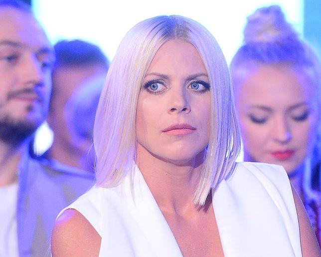 """Maria Sadowska kłóci się z mężem. """"Doszło do ostrej wymiany zdań"""""""