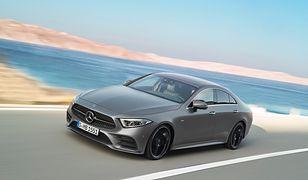 Trzecia generacja Mercedes-Benz CLS