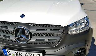 Prezentacja Mercedes-Benz klasy X. Niemiecki producent w końcu z pick-upem